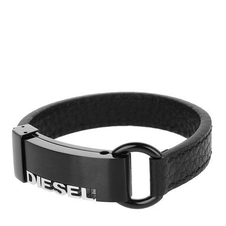 Diesel  Armbänder - Bracelet DX000204018 - in schwarz - für Damen