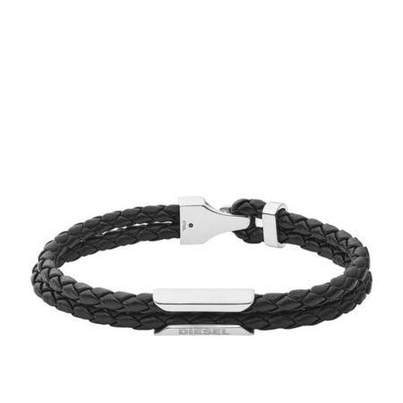 Diesel  Armbänder - Stackables Bracelet - in black - für Damen