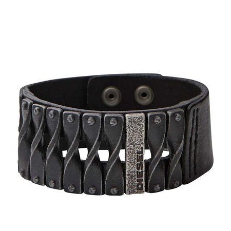 Diesel  Armband  -  Bracelet DXM0579040 Black  - in schwarz  -  Armband für Damen schwarz