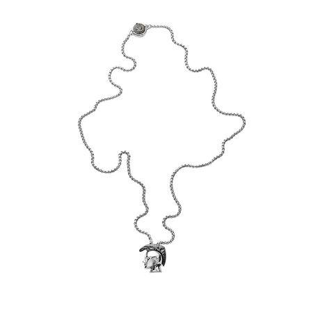 Diesel  Halskette - Icon Necklace Silver - in silber - für Damen