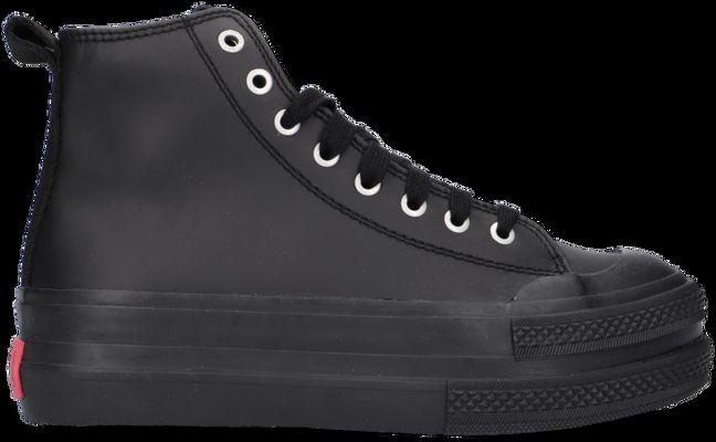 Diesel  Sneaker High Jomua S-jomua Mc Schwarz Damen Damen Größe 36 Leder
