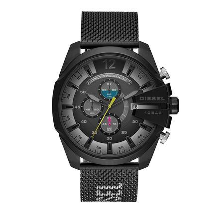 Diesel  Uhr - Chief Chronograph Two-Tone Stainless Steel Watch Multi - in schwarz - für Damen