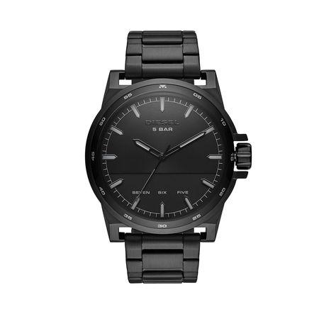 Diesel  Uhr - D-48 Men Watch Black - in schwarz - für Damen schwarz