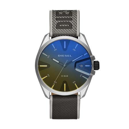Diesel  Uhr  -  Watch MS9 DZ1902 Silver  - in silber  -  Uhr für Damen grau