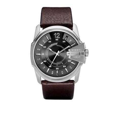 Diesel  Uhren - MASTER CHIEF - in silver - für Damen
