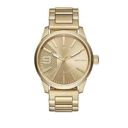 Diesel  Uhren - RASP - in gold - für Damen