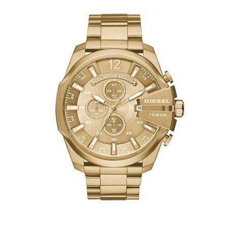 Diesel  Uhren - Watch Mega Chief DZ4360 - in gold - für Damen