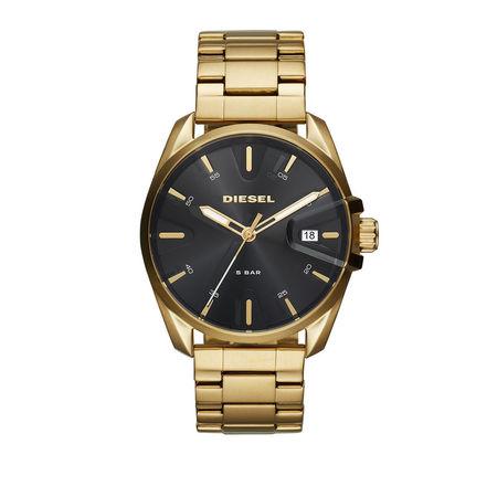 Diesel  Uhren - Watch MS9 DZ1865 - in gold - für Damen grau