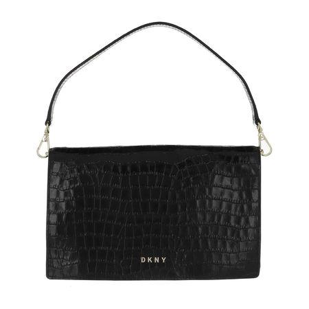 DKNY  Clutches - Item Convertible Dem - in schwarz - für Damen schwarz