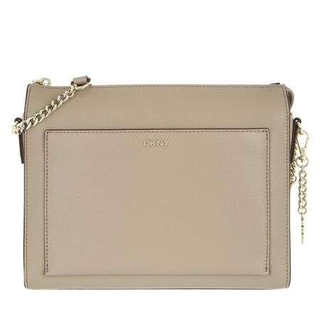 DKNY  Crossbody Bags - Bryant Med Box Cbody - in cognac - für Damen