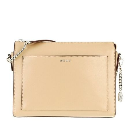 DKNY  Crossbody Bags - Bryant Medium Box Crossbody - in beige - für Damen