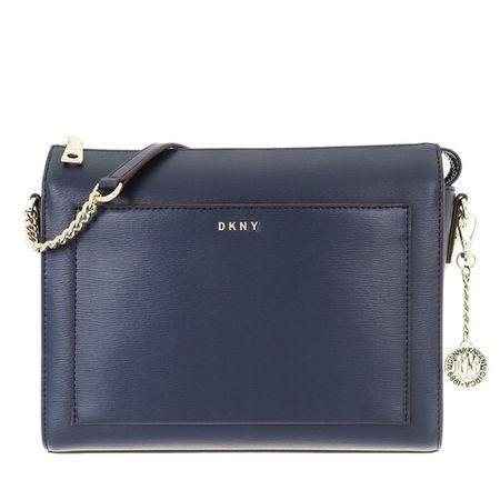 DKNY  Crossbody Bags - Bryant Medium Box Crossbody - in blau - für Damen
