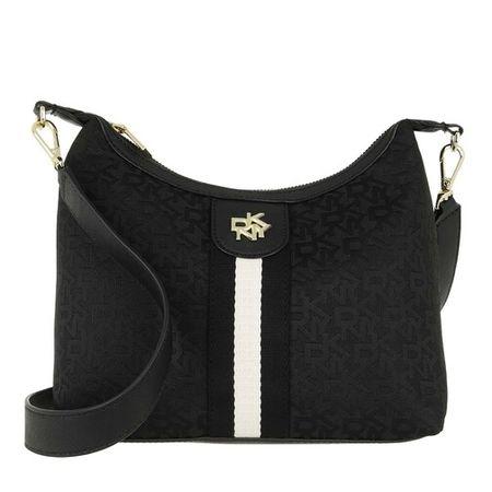DKNY  Crossbody Bags - Carol Medium Pouchette - in black - für Damen