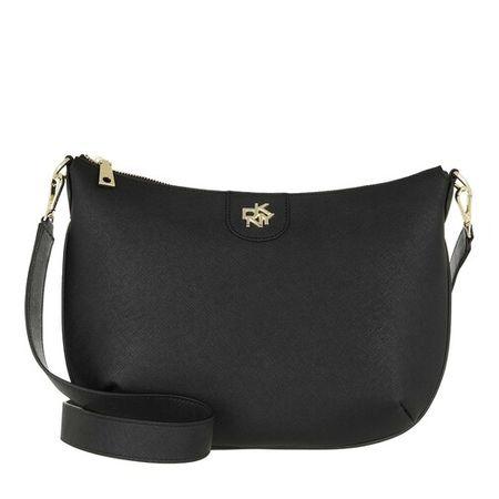 DKNY  Crossbody Bags - Carol Saddle Crossbody - in schwarz - für Damen