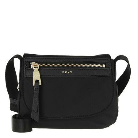 DKNY  Crossbody Bags - Cora Flap Crossbody - in schwarz - für Damen