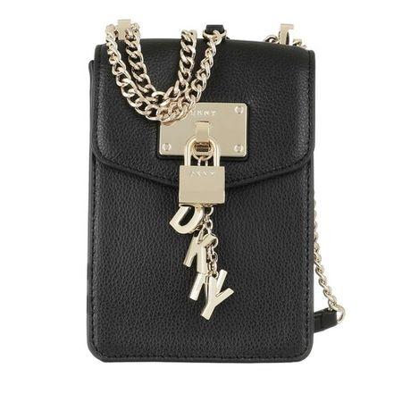 DKNY  Crossbody Bags - Elissa Cbody - in schwarz - für Damen