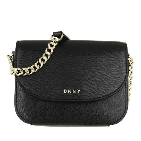 DKNY  Crossbody Bags - Felicia Flap Crossbody - in schwarz - für Damen