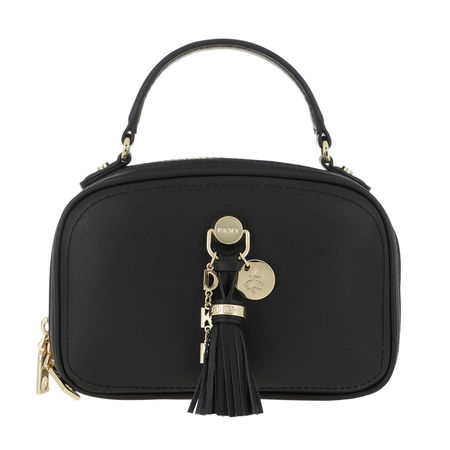 DKNY  Crossbody Bags - Leonti Top Handle Bag - in schwarz - für Damen schwarz