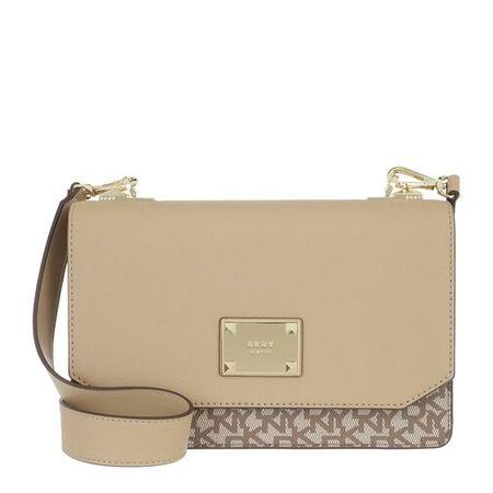 DKNY  Crossbody Bags - Perla Large Flap - in braun - für Damen