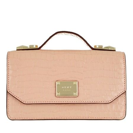 DKNY  Crossbody Bags - Perla Small Top Handle - in rosa - für Damen
