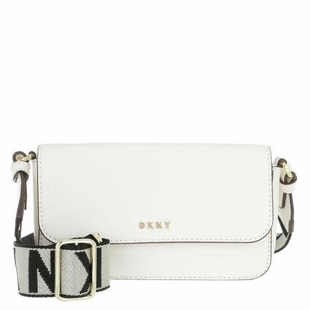 DKNY  Crossbody Bags - Winonna Flap Crossbody - in weiß - für Damen