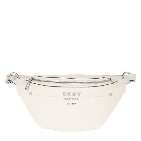 DKNY  Gürteltasche  -  Erin Belt Bag White  - in weiß  -  Gürteltasche für Damen grau