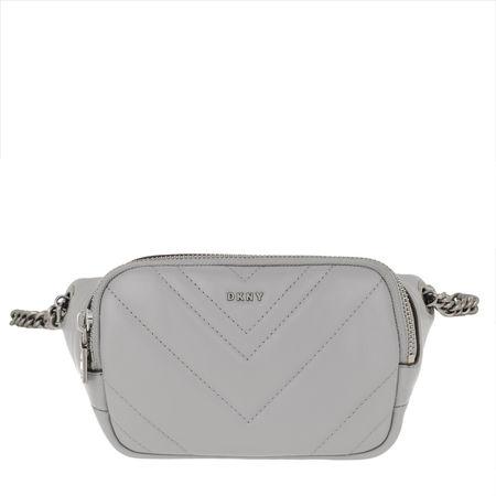 DKNY  Gürteltasche  -  Vivian Belt Bag Grey Melange  - in grau  -  Gürteltasche für Damen grau