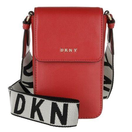 DKNY  Handyhüllen - Winonna Flap Phone C - in red - für Damen