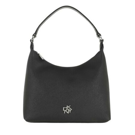 DKNY  Hobo Bag - Carol Medium Pouchette - in schwarz - für Damen