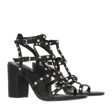 DKNY  Sandalen  -  Hanz Strap Mule Black  - in schwarz  -  Sandalen für Damen schwarz