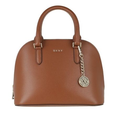DKNY  Satchel Bag - Bryant Dome Satchel - in cognac - für Damen