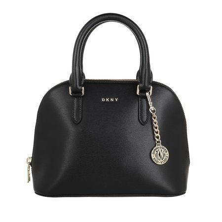 DKNY  Satchel Bag - Bryant Dome Satchel - in schwarz - für Damen schwarz