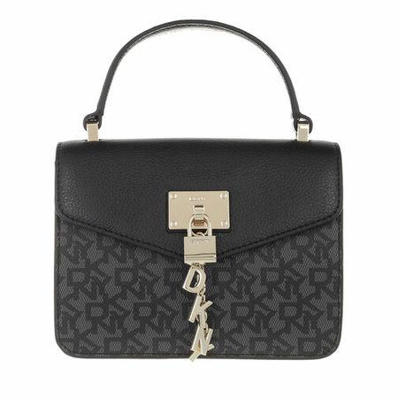 DKNY  Satchel Bag - Elissa Top Handle - in black - für Damen