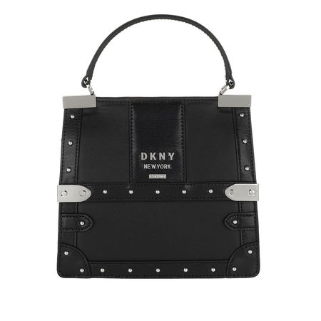 DKNY  Satchel Bag - Louise Top Handle Bag - in schwarz - für Damen schwarz