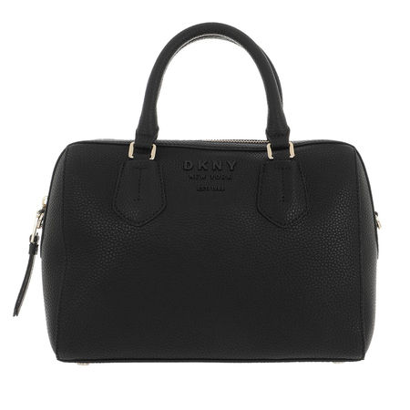 DKNY  Satchel Bag - Noho Medium Satchel Pebbel - in schwarz - für Damen schwarz