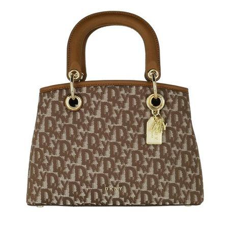 DKNY  Satchel Bag - Tonny Small Satchel - in braun - für Damen