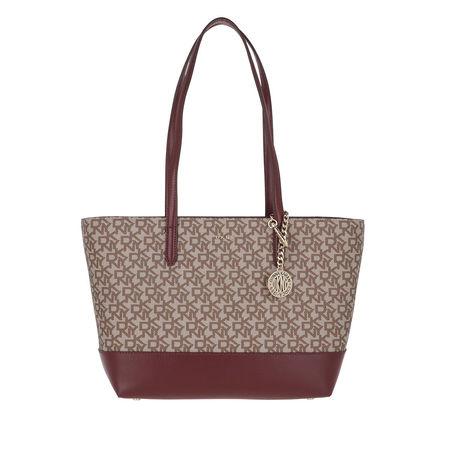 DKNY  Shopper - Bryant Tote Bag - in beige - für Damen braun