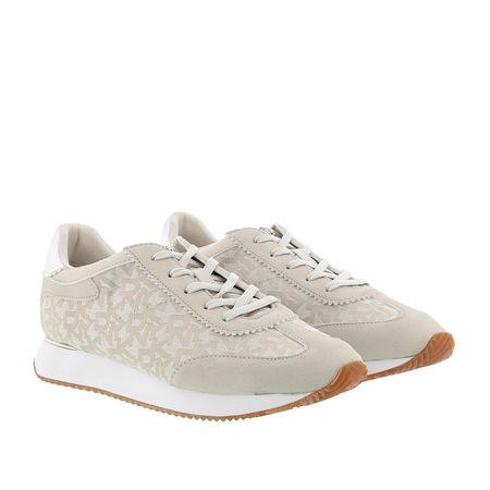 DKNY  Sneakers  -  Arlie Slip On Sneaker Hemp  - in beige  -  Sneakers für Damen braun