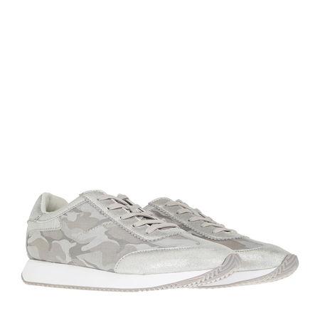 DKNY  Sneakers  -  Arlie Slip On Sneaker Silver  - in silber  -  Sneakers für Damen braun