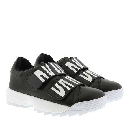 DKNY  Sneakers  -  Dessa Slip On Sneaker Black  - in schwarz  -  Sneakers für Damen grau