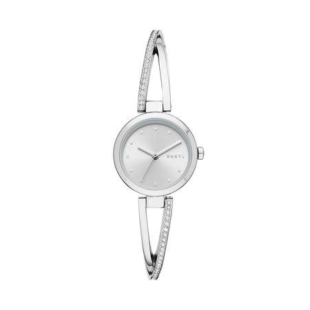 DKNY  Uhr - Crosswalk Watch - in silber - für Damen
