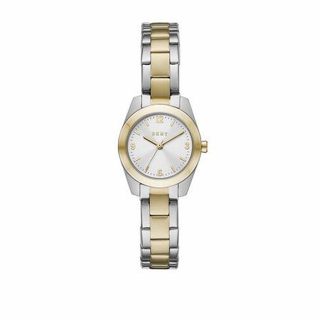 DKNY  Uhr - Nolita Three-Hand Stainless Steel Watch - in silver - für Damen