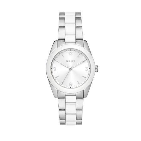 DKNY  Uhr - Nolita Watch - in bunt - für Damen grau