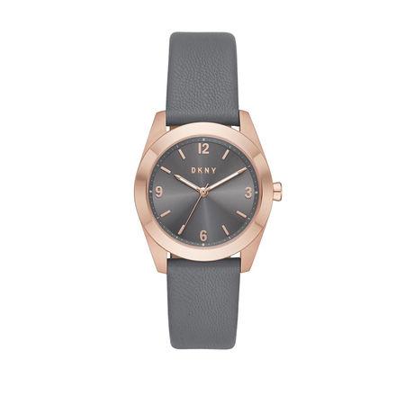 DKNY  Uhr  -  Nolita Watch Rose Gold  - in grau  -  Uhr für Damen grau