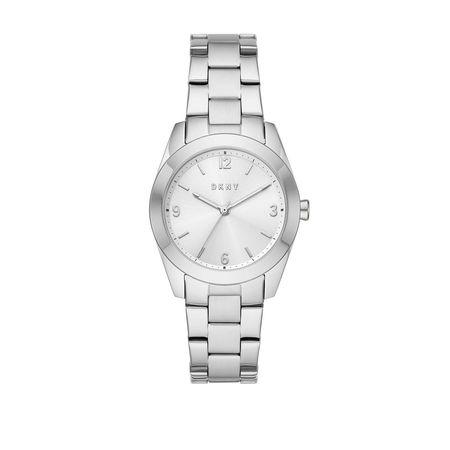 DKNY  Uhr  -  Nolita Watch Silber  - in silber  -  Uhr für Damen grau