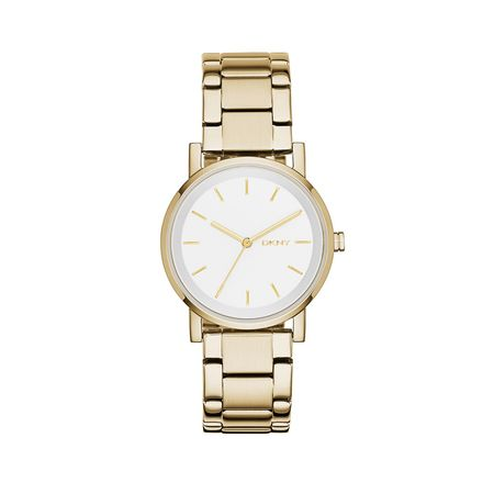 DKNY  Uhr - NY2343 Soho Bracelet Watch - in gold - für Damen