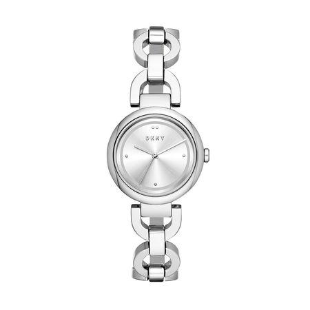 DKNY  Uhr  -  NY2767 Eastside Watch Silver  - in silber  -  Uhr für Damen grau
