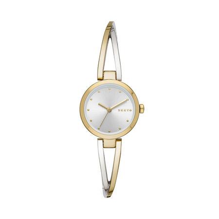 DKNY  Uhr  -  NY2790 Crosswalk Watch Silver  - in silber  -  Uhr für Damen grau
