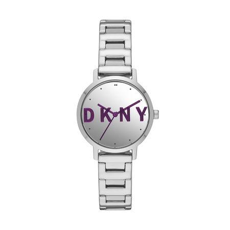 DKNY  Uhr  -  NY2838 The Modernist Watch Silver  - in silber  -  Uhr für Damen grau