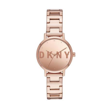 DKNY  Uhr  -  NY2839 The Modernist Watch Roségold  - in roségold  -  Uhr für Damen braun